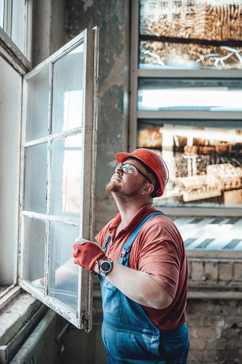 Installation et rénovation de fenêtre à Paris 13
