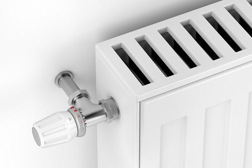 un robinet thermostatique pour le radiateur