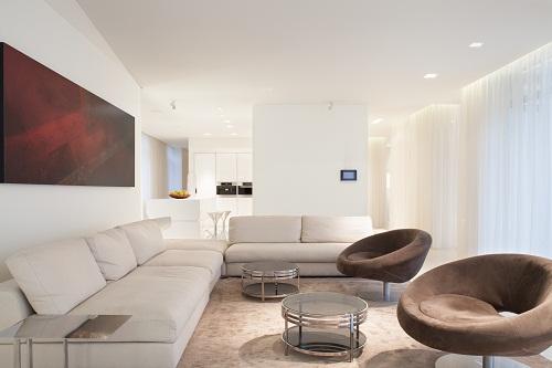 un bien immobilier avec Livingroom