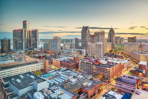 Investissement immobilier à Detroit